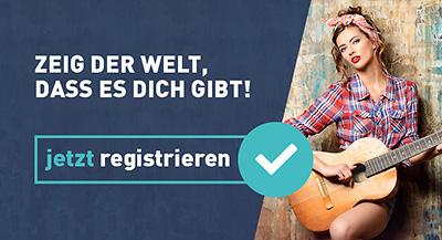 Jetzt registrieren!